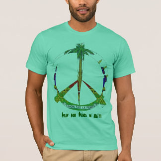 Pray for Peace in Haïti T-Shirt