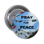 Pray for Peace Pins