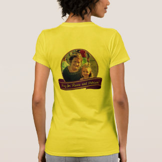Pray for Reese and Patricia Woman s T-Shirt