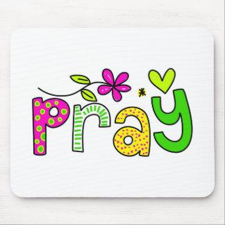 Pray Mouse Mat