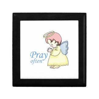 PRAY OFTEN GIFT BOX