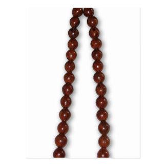 Prayer Beads Postcard