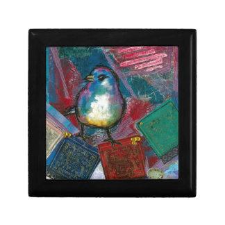 Prayer Bird Trinket Box