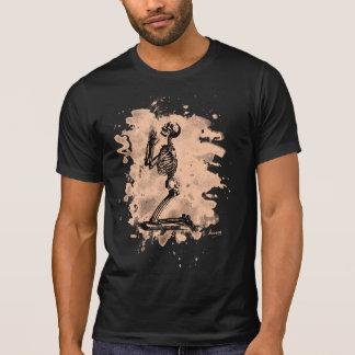 Prayer - bleached burnt t-shirt