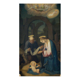 Prayer Cards (Quote):  Birth of Christ Pack Of Standard Business Cards