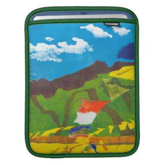 Prayer Flags II iPad Sleeves