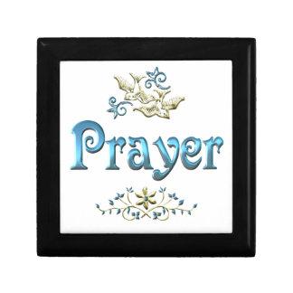 PRAYER KEEPSAKE BOXES