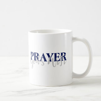 PRAYER God's WiFi Coffee Mug