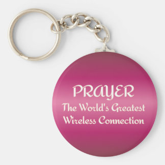 PRAYER - Greatest Wireless Connection Key Ring