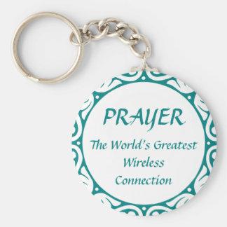 PRAYER - Greatest Wireless Connection Key Ring