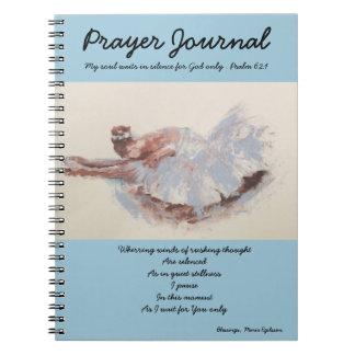 Prayer Journal With Ballerina