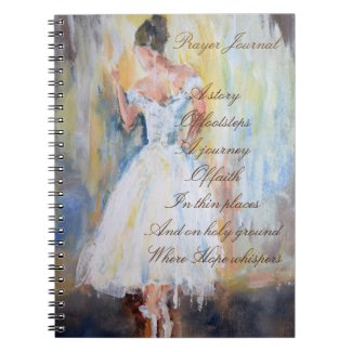 Prayer Journal With Dancer
