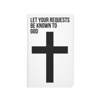 Prayer: Let Your Requests be Known to God Journal