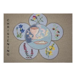 Prayer Mat Card Announcement