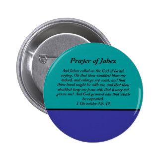 Prayer of Jabez Button