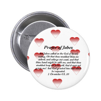 Prayer of Jabez Button