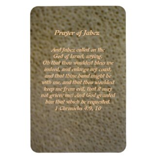 Prayer of Jabez Magnet