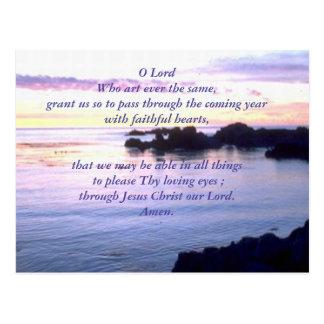 Prayer Postcards (Show you care... with prayer)