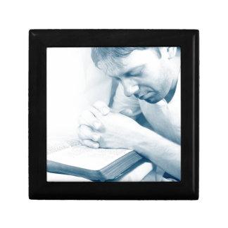 Prayer Small Square Gift Box