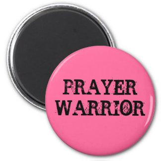 PRAYER WARRIOR Magnet