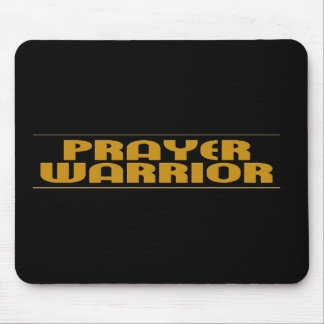 Prayer Warrior Products Mouse Mat