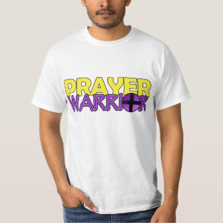 Prayer Warrior T-Shirt