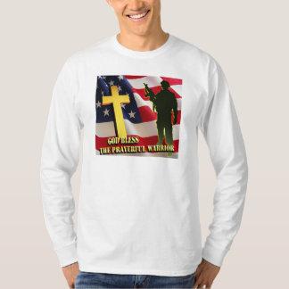 Prayerful Warrior T-Shirt