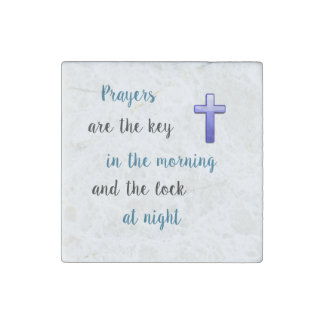 Prayers are the key  Magnet