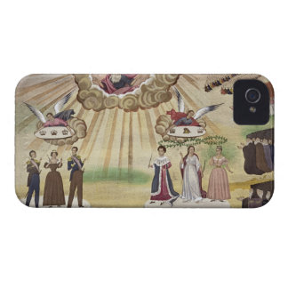 Prayers to the Gods for the Liberation of Greece, iPhone 4 Case