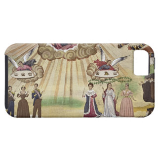 Prayers to the Gods for the Liberation of Greece, iPhone 5 Covers