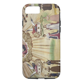 Prayers to the Gods for the Liberation of Greece, iPhone 8/7 Case