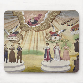 Prayers to the Gods for the Liberation of Greece, Mouse Mat