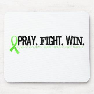 PrayFightWin Mousepad