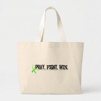 PrayFightWin Tote Bag