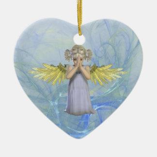 Praying Angel Ornament