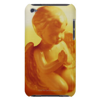 Praying angel statue Case-Mate iPod touch case