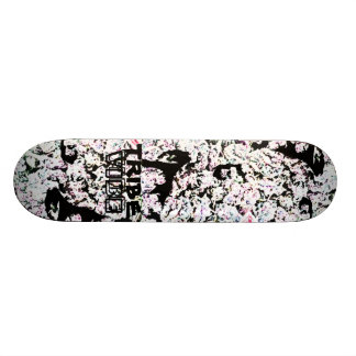 Praying for the Buds! 18.1 Cm Old School Skateboard Deck