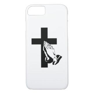 Praying Hand Phonecase iPhone 7 Case