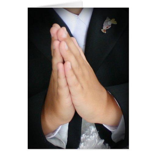 Praying Hands Cards
