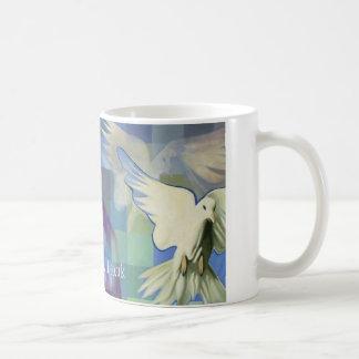 Praying Hands Cup Coffee Mug