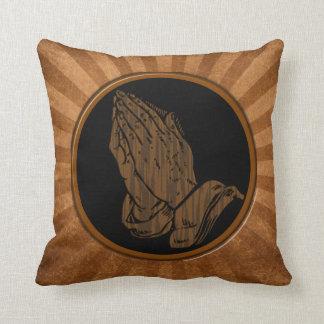 PRAYING HANDS PILLOWS