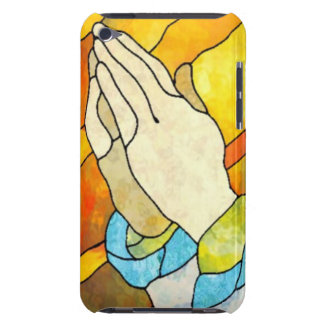 Praying Hands iPod Case-Mate Case