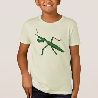 Praying Mantis apparel T-Shirt