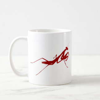 Praying Mantis Coffee Mug