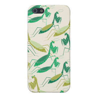 Praying Mantis iPhone Case iPhone 5/5S Cover