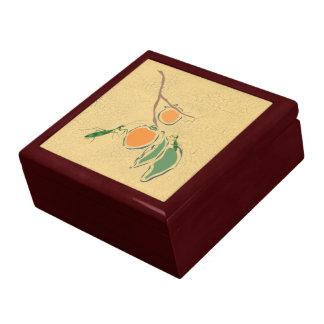 Praying Mantis Large Square Gift Box