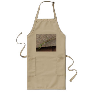 Praying Mantis Long Apron