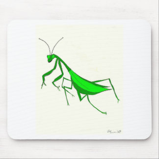 Praying Mantis Products Mouse Pad