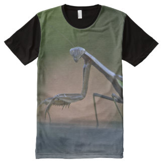 Praying Mantis T-Shirt All-Over Print T-Shirt