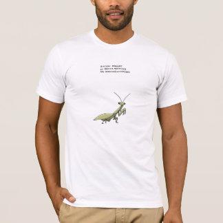 praying mantis trivia T-Shirt